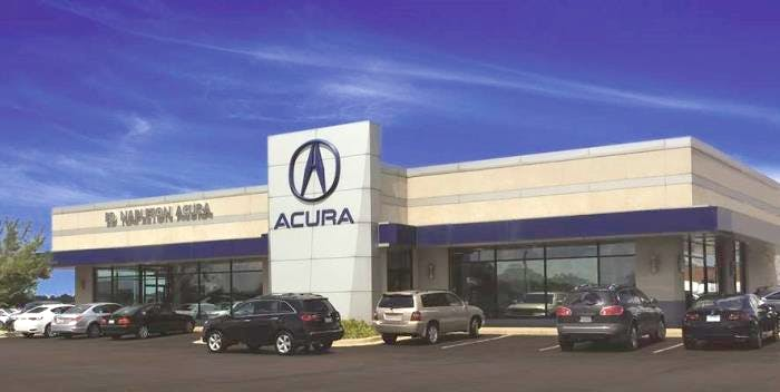 Ed Napleton Acura, Elmhurst, IL, 60126
