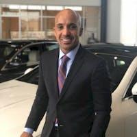 Michael Thomas at Mercedes-Benz of Easton