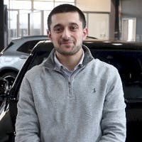 Andrew Weinberg at Mercedes-Benz of Easton