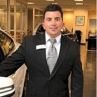 Eric Gray at Mercedes-Benz of Easton