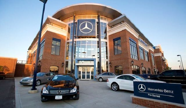 Mercedes-Benz of Easton, Columbus, OH, 43219