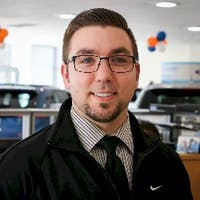 Nick Frontiera at Suburban Ford of Ferndale