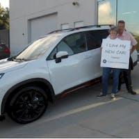 John Settineri at Subaru of Kennesaw