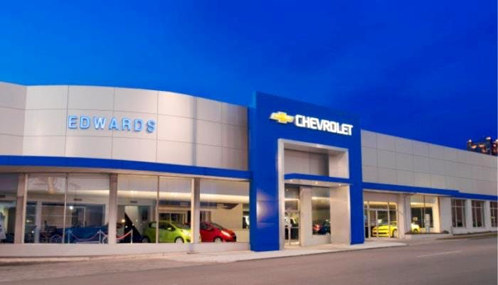 Edwards Chevrolet Downtown, Birmingham, AL, 35203