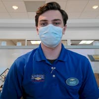 Connor Tindall at Elkins Chevrolet - Service Center