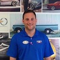 Adam  Elkins at Elkins Chevrolet