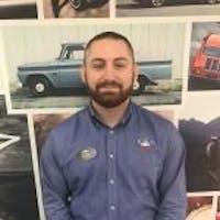 Blake Ballas at Elkins Chevrolet - Service Center