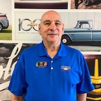 Richard Kobrin at Elkins Chevrolet