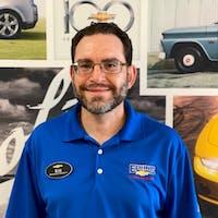 Bob Borman at Elkins Chevrolet