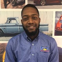 Michael Fofana at Elkins Chevrolet