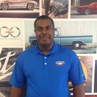 Tony Dillard at Elkins Chevrolet
