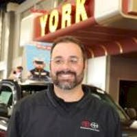 Tommy Mulak at Elmhurst Toyota
