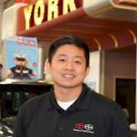David Hsu at Elmhurst Toyota