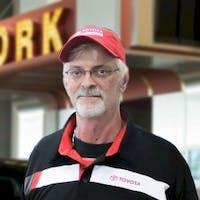 Stan Hopper at Elmhurst Toyota