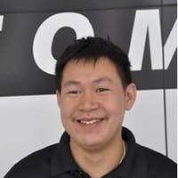 Alan Ly at Emich Automotive