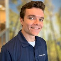 Jakob Larson at Tucson Subaru