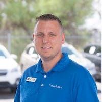Trent Nichols at Tucson Subaru