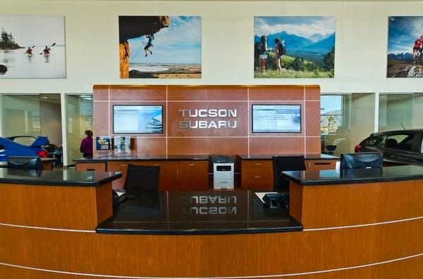 Tucson Subaru, Tucson, AZ, 85704