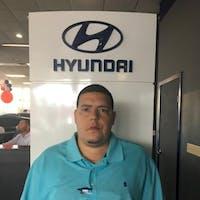 Brandon  Rodriguez  at Empire Hyundai Inc