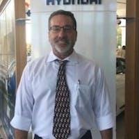 Steve  Thomas  at Empire Hyundai Inc