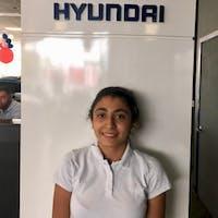 Beatriz Mudesto at Empire Hyundai Inc