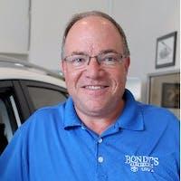 Mike Jones at Bondy's Toyota