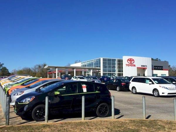 Bondy's Toyota, Enterprise, AL, 36330
