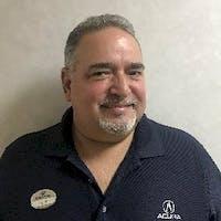 Jose Borges at Esserman International Acura