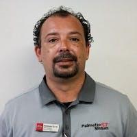 Fernando Sordo at Palmetto 57 Nissan