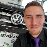 Travis  Grise at O'Meara Volkswagen
