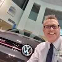 David Raines at O'Meara Volkswagen