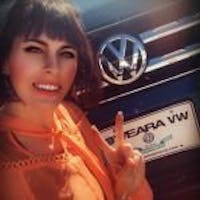 JaNell Ishmael at O'Meara Volkswagen