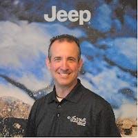 Robert Paine at Larry H. Miller Colorado Jeep - Service Center