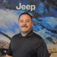 Mike Fishel at Larry H. Miller Colorado Jeep - Service Center