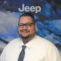 Kevin  Trujillo at Larry H. Miller Colorado Jeep