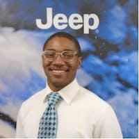 Shun Johnson at Larry H. Miller Colorado Jeep
