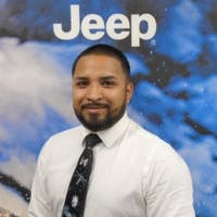 Jorge Pacheco at Larry H. Miller Colorado Jeep