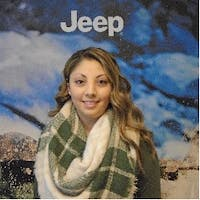 Selena  Talmich  at Larry H. Miller Colorado Jeep