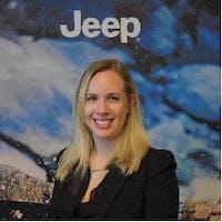 Rebecca  Durigan at Larry H. Miller Colorado Jeep