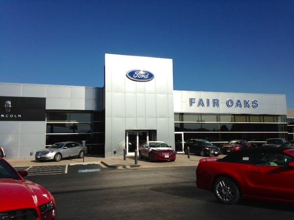 Fair Oaks Ford-Lincoln Inc, Naperville, IL, 60540