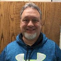 Tom  Krcha at Bud's Auto Sales - Beaverdale