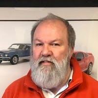 Robert Pritchard at Bill Kay Ford
