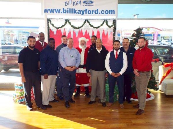 Bill Kay Ford, Midlothian, IL, 60445