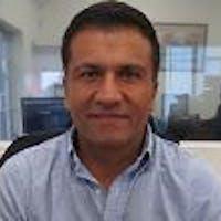Jose  Zuniga at Family Trucks and Vans