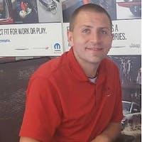 Denny Pudney at Fayetteville Dodge Ram