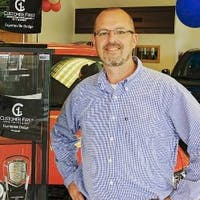 Chris Atwater at Fayetteville Dodge Ram