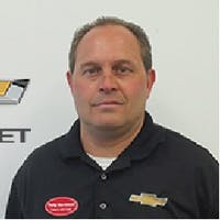 Phil Marchitelli at Ferman Chevrolet Tarpon Springs