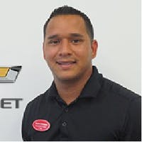 Franco Otiniano at Ferman Chevrolet Tarpon Springs