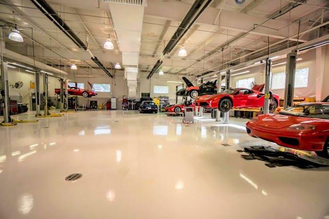 Ferrari Maserati of Atlanta, Roswell, GA, 30076