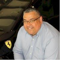 Tom McAfee at Ferrari of San Francisco